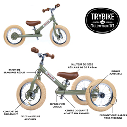 Trybike - Décoration / mobilier